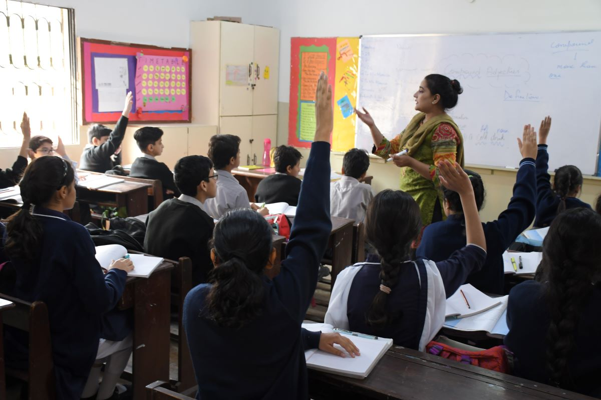 DHACSS Seaview Campus - Class Rooms